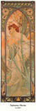 Le Soir Posters by Alphonse Mucha