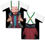 Short Sleeve: Piggy Back Ride Tee Skjorte