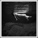 Weeki Wachee Spring, Florida (1947) Mounted Print by Toni Frissell