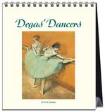 Degas Dancers  - 2016 Easel Calendar Calendars