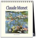 Monet: The Giverny Years - 2016 Easel Calendar Calendars