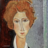 Amedeo Modigliani - 2016 Calendar Calendars