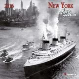 New York Retro - 2016 Calendar Calendars