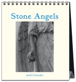 Stone Angels by Lilo Raymond - 2016 Easel Calendar Calendars