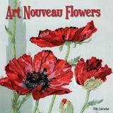 Art Nouveau Flowers - 2016 Calendar Calendriers