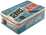 Service & Repair - Tin Box Sjove ting