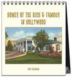 Homes of the Rich and Famous - 2016 Easel Calendar Calendars