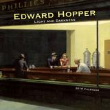 Edward Hopper-Light & Darkness - 2016 Calendar Calendriers