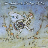 Rackhams Fairy Tale Illustrations - 2016 Calendar Calendars