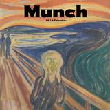 Munch - 2016 Calendar Calendars