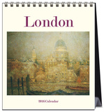 London - 2016 Easel Calendar Calendars