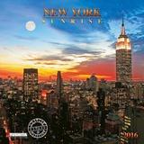 New York Sunrise - 2016 Calendar Calendars