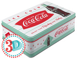 Coca-Cola - Diner - Tin Box Originalt