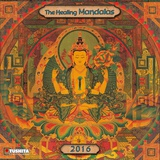 The Healing Mandalas - 2016 Calendar Calendars