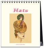 Hats - 2016 Easel Calendar Calendars