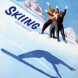Skiing  - 2016 Calendar Calendars