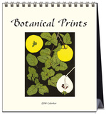 Botanical Prints - 2016 Easel Calendar Calendars