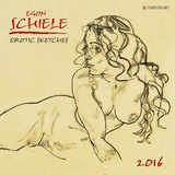 Egon Schiele  Erotic Sketches - 2016 Calendar Calendars