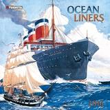 Oceanliners - 2016 Calendar Calendars