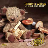 Teddy's World - 2016 Calendar Calendars
