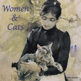 Women and Cats - 2016 Calendar Calendars