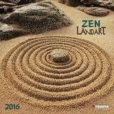 Zen Landart - 2016 Calendar Calendars
