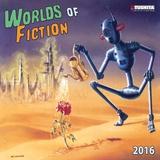 Worlds of Fiction - 2016 Calendar Calendars