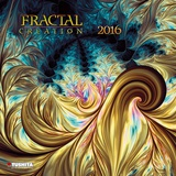 Fractal Creation  - 2016 Calendar Calendars