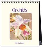 Orchids  - 2016 Easel Calendar Calendars
