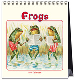 Frogs - 2016 Easel Calendar Calendars
