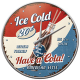 Have a Cola! - Wall Clock Ur