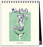 Mermaids  - 2016 Easel Calendar Calendars