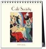 Cafe Society - 2016 Easel Calendar Calendars