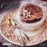 Cupcakes - 2016 Mini Wall Calendar Calendars