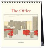 The Office  - 2016 Easel Calendar Calendars