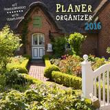 Planner Cottage Garden - 2016 Calendar Calendars