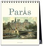 Paris in Postcards - 2016 Easel Calendar Calendars