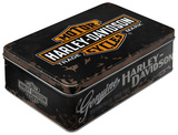 Harley-Davidson Genuine - Tin Box Novelty