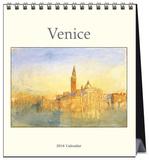 Venice - 2016 Easel Calendar Calendars