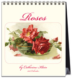 Roses by Catherine Klein - 2016 Easel Calendar Calendars