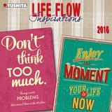 Life Flow - 2016 Mini Wall Calendar Calendars