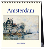 Amsterdam - 2016 Easel Calendar Calendars