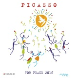 Picasso War and Peace - 2016 Calendar Calendriers