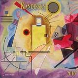 Wassily Kandinsky - 2016 Calendar Calendriers