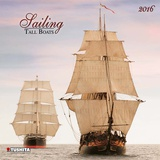 Sailing tall Boats - 2016 Calendar Calendari