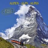 Alps - 2016 Calendar Calendars