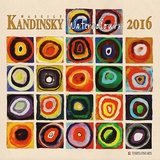 Kandinsky Watercolours - 2016 Calendar Calendars