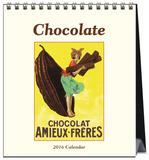 Chocolate - 2016 Easel Calendar Calendars