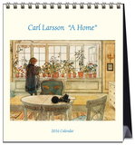 Carl Larsson at Home - 2016 Easel Calendar Calendars