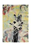 Giraffe Giclee Print by  Urban Soule
